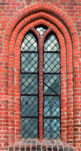 Fenster groß